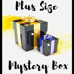 New With Tags Plus Size Mystery Box Pick Your size